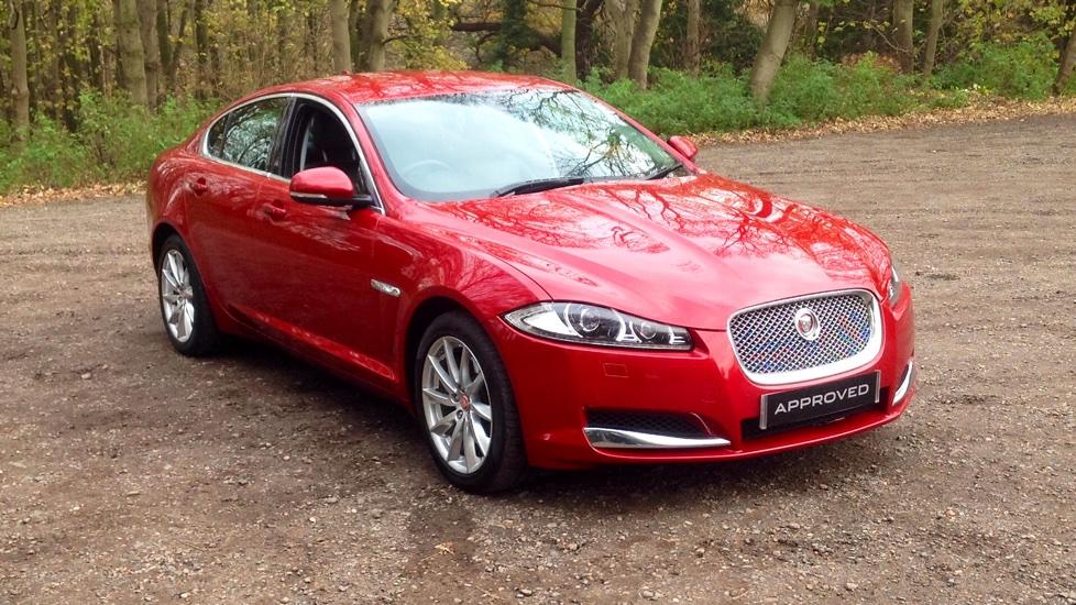 Jaguar XF 3.0d V6 Premium Luxury [Start Stop] Diesel Automatic 4 door Saloon (2015) image