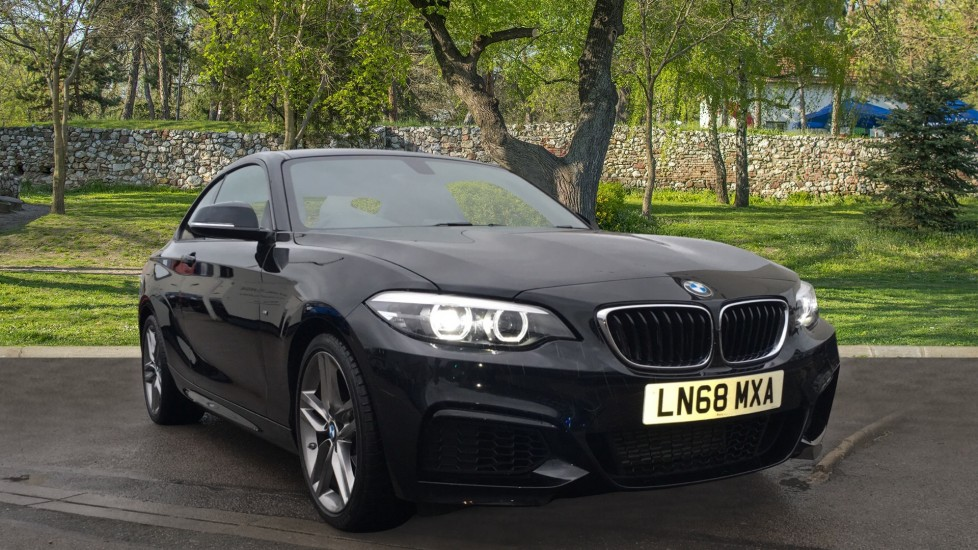 BMW 2 Series 218i M Sport 2dr [Nav] Step 1.5 Automatic Coupe (2018)