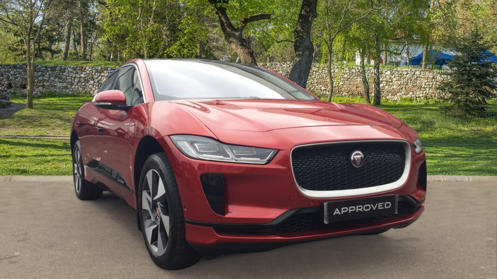 Jaguar I-PACE 294kW EV400 SE 90kWh Panoramic Sunroof Electric Automatic 5 door Estate (2019)