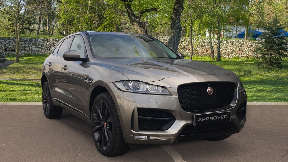 Jaguar F-PACE 2.0 [300] R-Sport 5dr AWD 22 inch Alloys and Pan Roof Automatic Estate (2020)