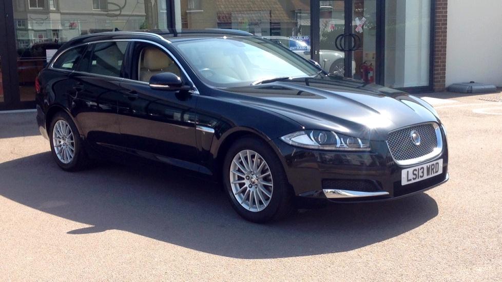 Jaguar XF 2.2d [163] SE 5dr Diesel Automatic 4 door Estate (2013) image