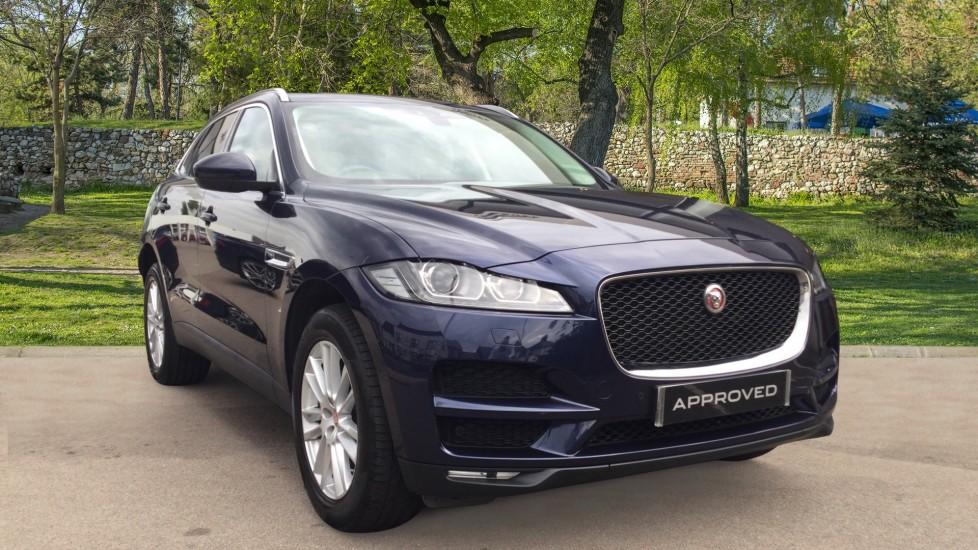 Jaguar F-PACE 2.0d Portfolio AWD - Low Miles - Sliding Pan.Roof - Privacy Glass -  Diesel Automatic 5 door Estate