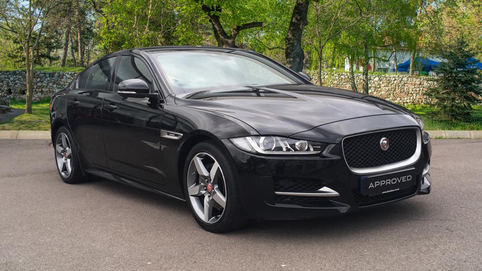 Jaguar XE 2.0d [180] R-Sport Diesel Automatic 4 door Saloon (2018) image