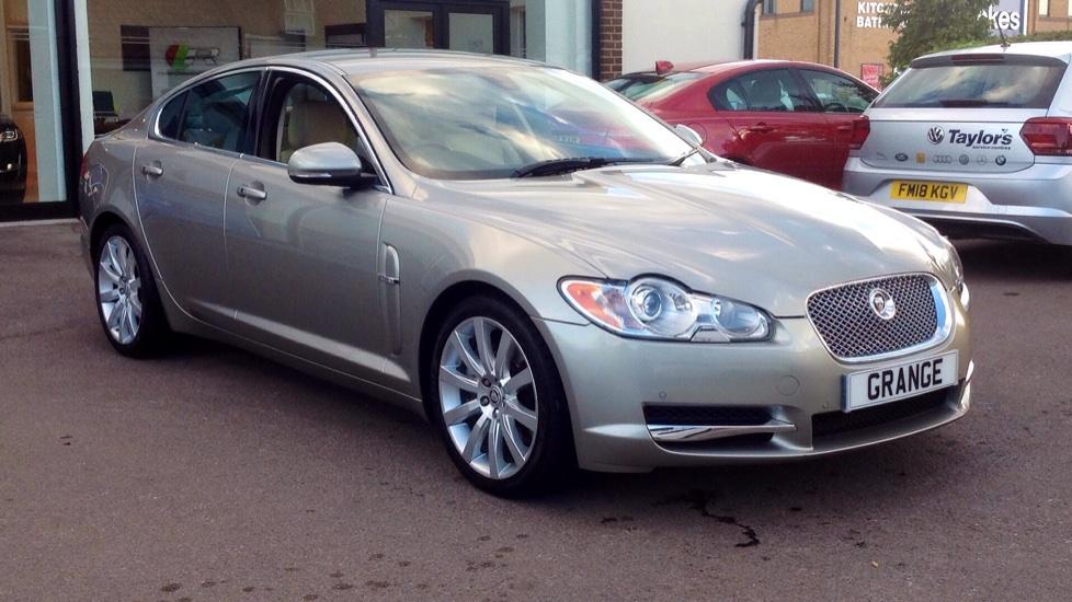 Jaguar XF 3.0d V6 Premium Luxury Diesel Automatic 4 door Saloon (2010) image