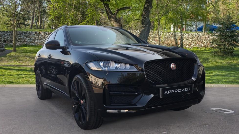 Jaguar F-PACE 2.0d R-Sport 5dr AWD 22 inch Alloys Diesel Estate (2018)