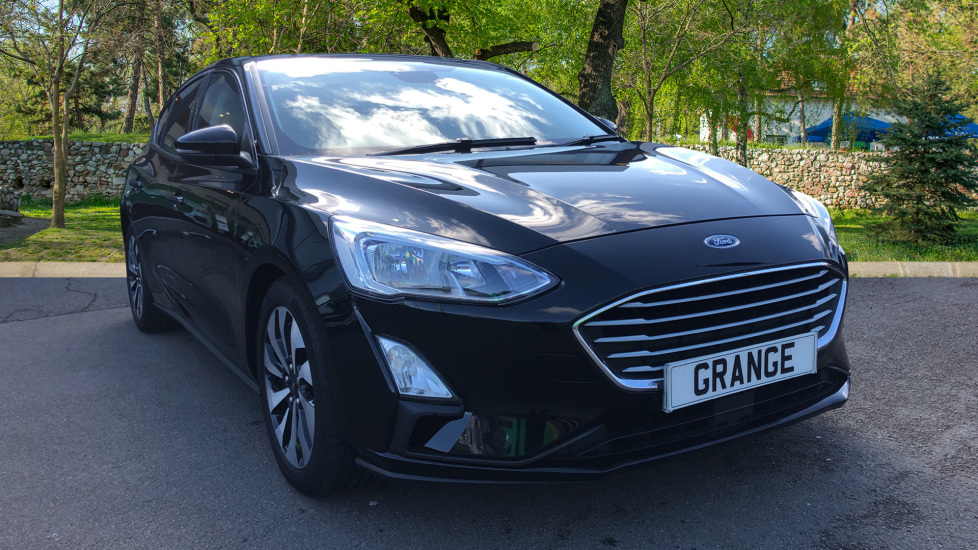 Ford Focus 1.0 EcoBoost 125 Zetec Navigation and Appearance Packs Automatic 5 door Hatchback (2019)