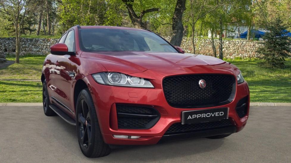 Jaguar F-PACE 2.0d R-Sport AWD - InControl Pro - Privacy glass -   Diesel Automatic 5 door Estate