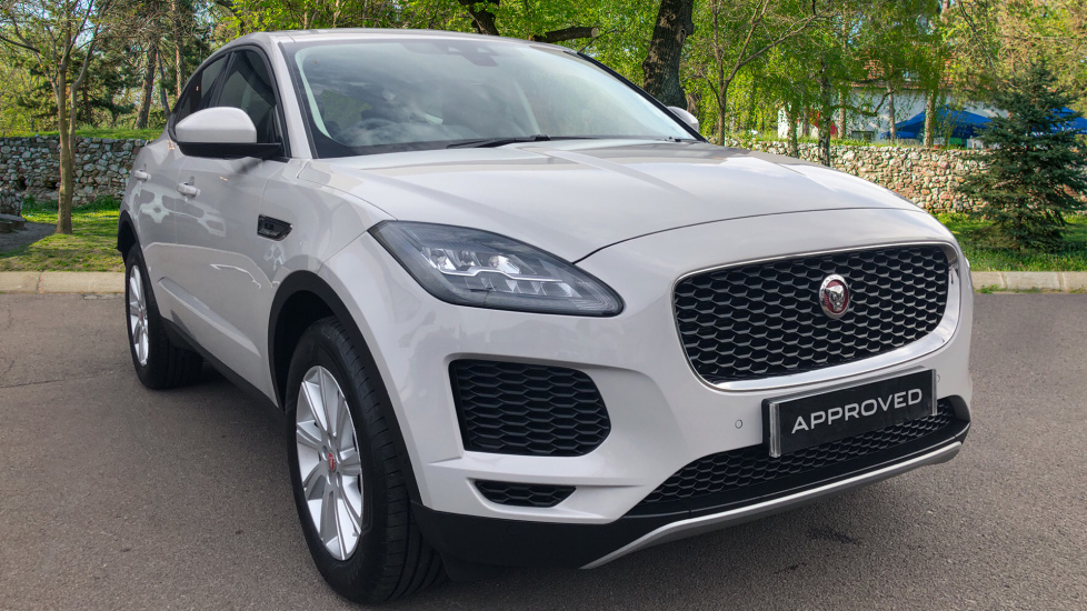 Jaguar E-PACE 2.0d [180] S 5dr Full TFT LCD Instrument Cluster Diesel Automatic 4 door Estate (2018) at Jaguar Brentwood thumbnail image