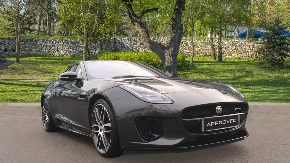 Jaguar F-TYPE 2.0 R-Dynamic 2dr Pan Roof Automatic 3 door Coupe (2018)