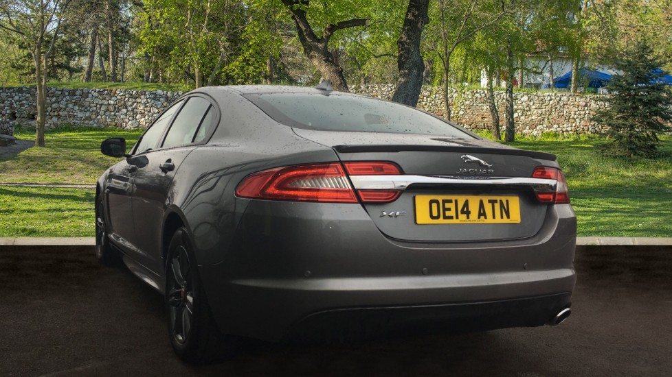 Jaguar XF 2.2d [163] R-Sport High Spec with Sunroof and Adaptive Cruise Control image 2