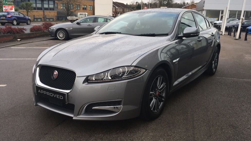 Jaguar XF 2.2d [163] R-Sport High Spec with Sunroof and Adaptive Cruise Control image 16
