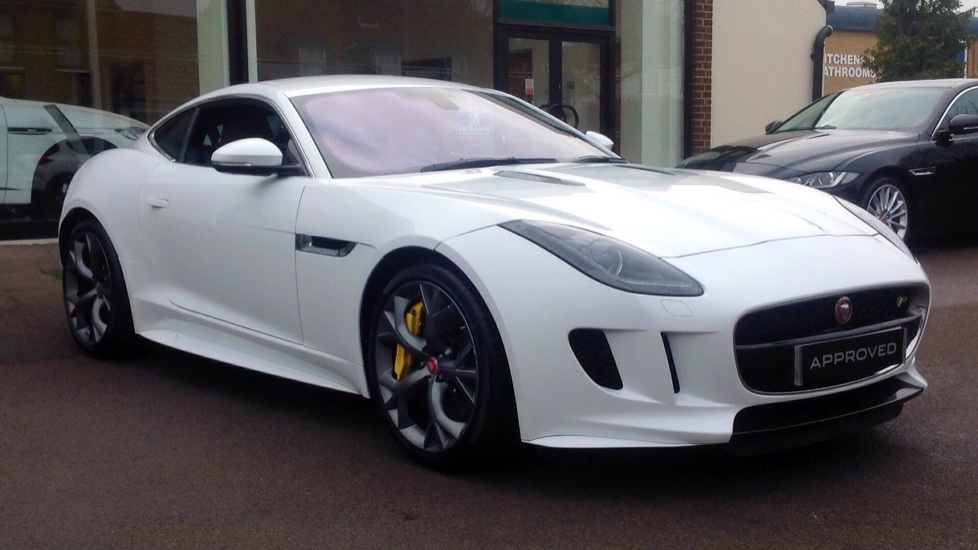 Jaguar F-TYPE 5.0 Supercharged V8 R 2dr Automatic 3 door Coupe (2016) image
