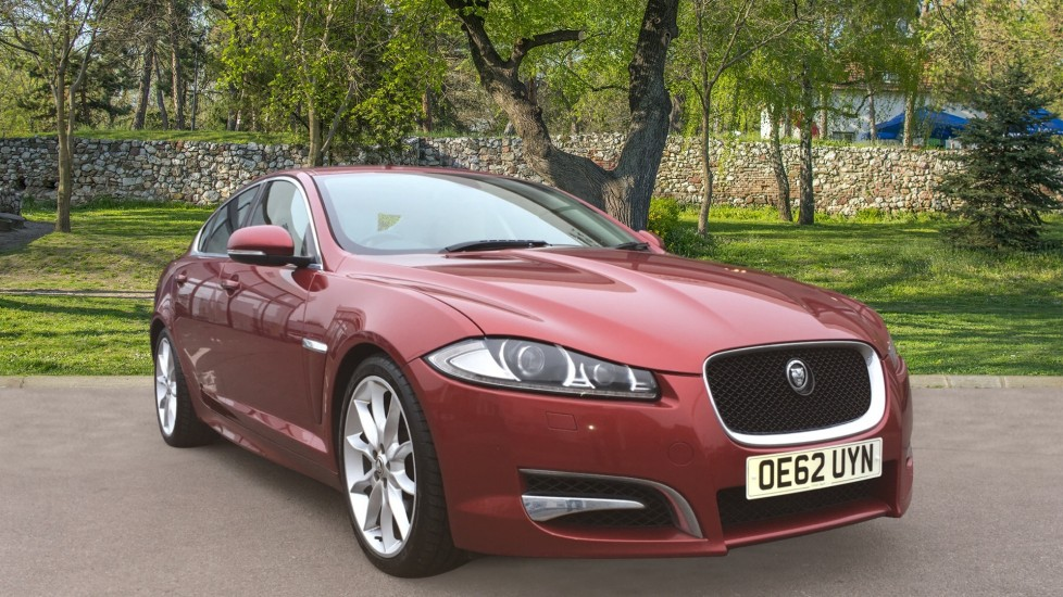 Jaguar XF 3.0d V6 S Premium Luxury [Start Stop] Diesel Automatic 4 door Saloon (2013)
