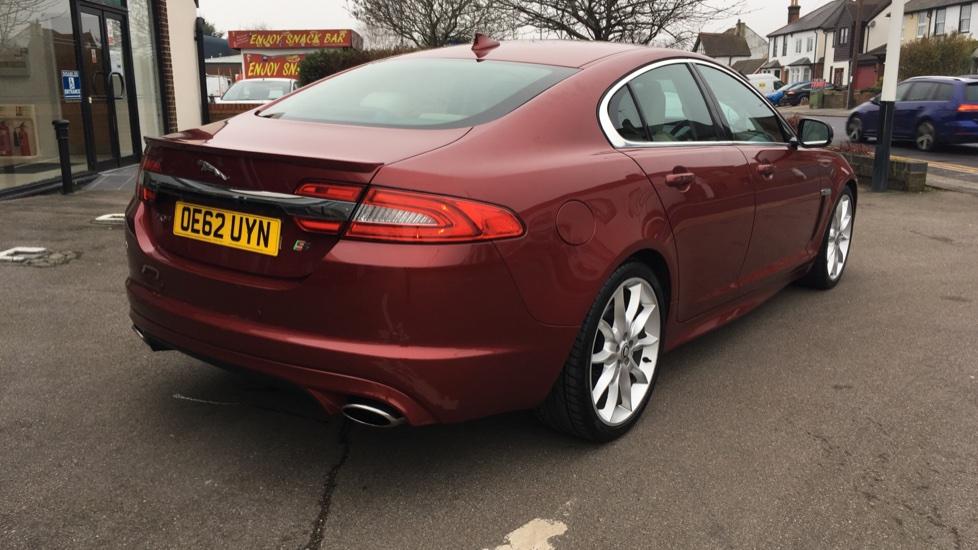 Jaguar XF 3.0d V6 S Premium Luxury [Start Stop] image 12