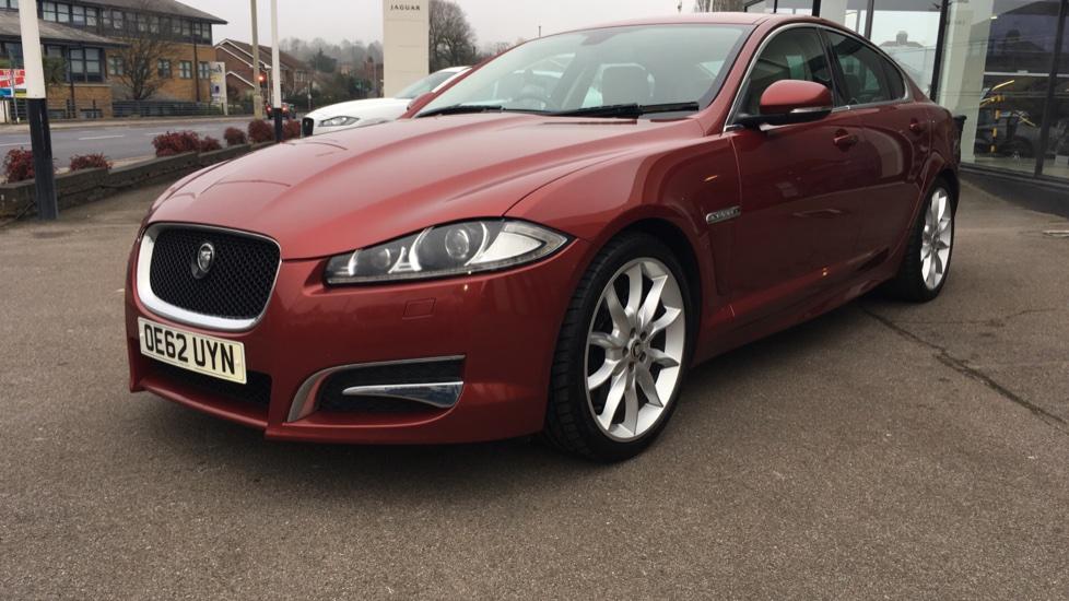 Jaguar XF 3.0d V6 S Premium Luxury [Start Stop] image 21