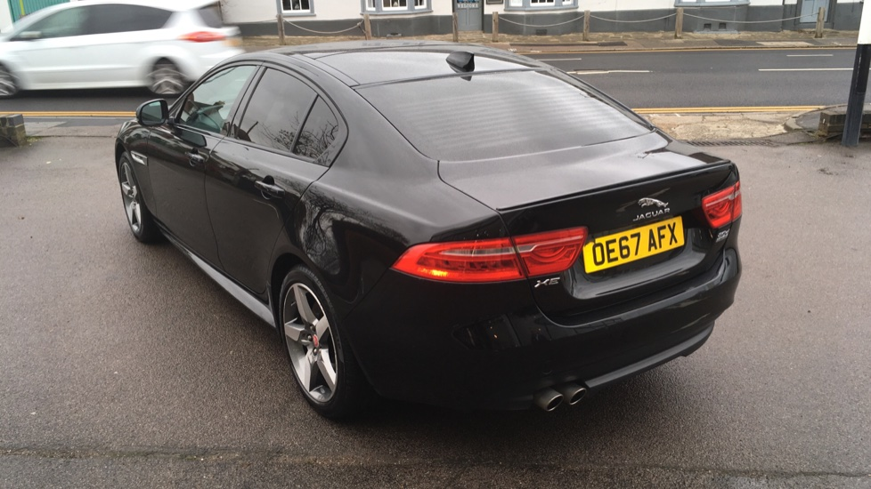 Jaguar XE 2.0d [180] R-Sport AWD Pan Roof and 19 inch Alloys. image 25
