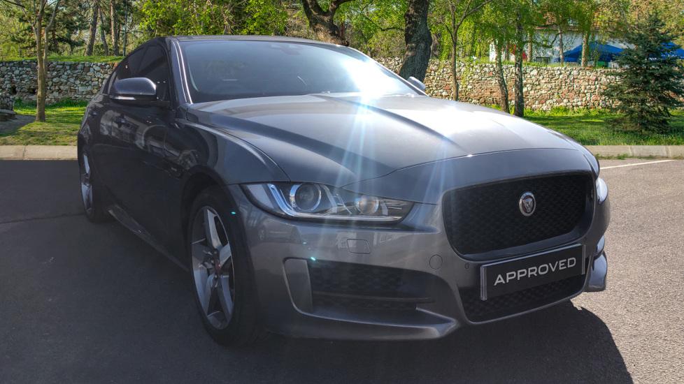 Jaguar XE 2.0d [240] R-Sport AWD High Spec Diesel Automatic 4 door Saloon (2018)