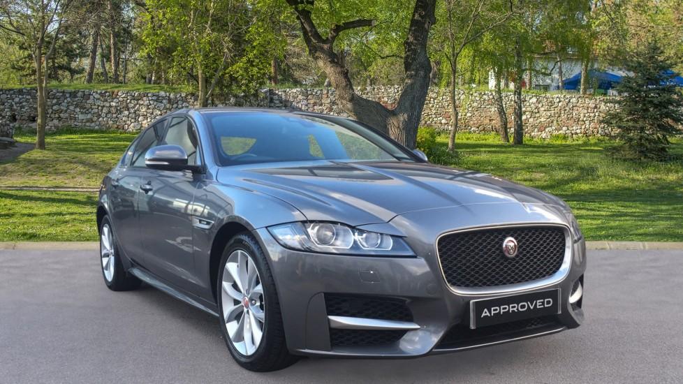 Jaguar XF 2.0d [180] R-Sport Diesel Automatic 4 door Saloon (2018)