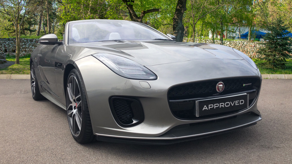 Jaguar F-TYPE 2.0 R-Dynamic 2dr Automatic Convertible (2019.5) image