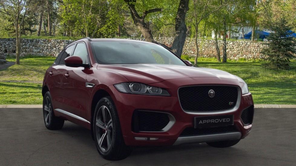 Jaguar F-PACE 3.0d V6 S 5dr AWD - Pan Roof - InControl Pro - Diesel Automatic Estate