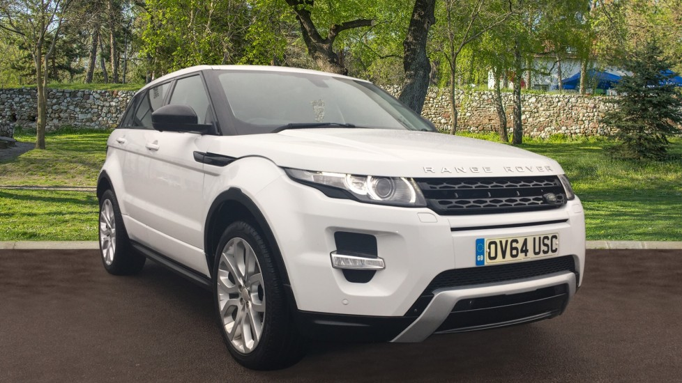 Land Rover Range Rover Evoque 2.2 SD4 Dynamic 5dr [9] Pan Roof Diesel Automatic Hatchback (2015) image
