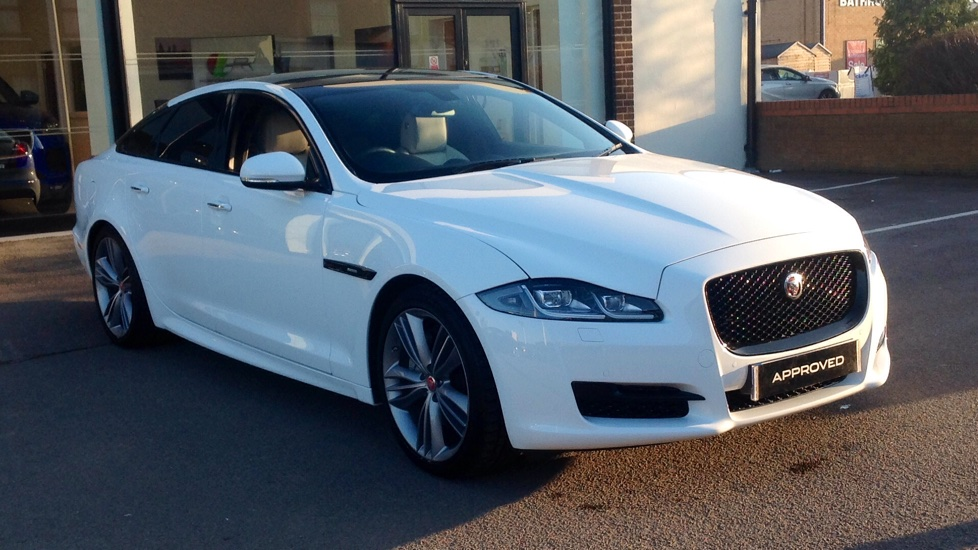 diesel used door thumbnail image luxury saloon md jaguar car xj automatic details