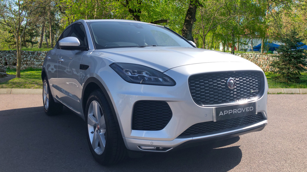 Jaguar E-PACE 2.0 R-Dynamic SE 5dr High Spec inc.Pan Roof Automatic Estate (2019) image