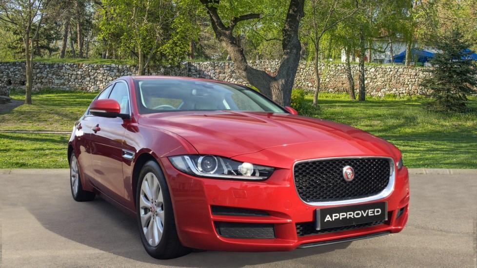 Jaguar XE 2.0d Portfolio - Approved Warranty included -  Diesel Automatic 4 door Saloon