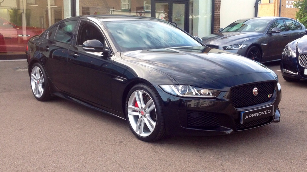Jaguar XE 3.0 [380] V6 Supercharged S High Spec Automatic 4 door Saloon (2018) image