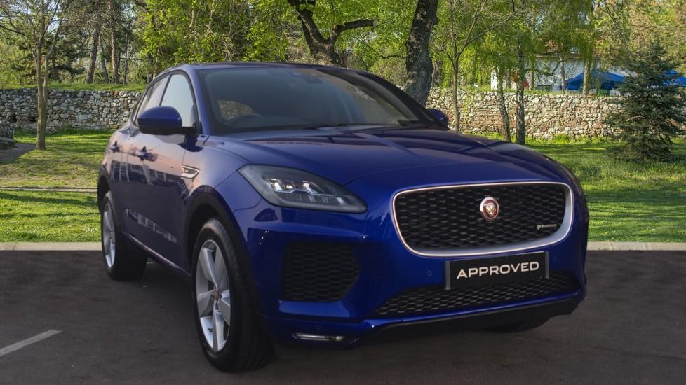 Jaguar E-PACE 2.0d R-Dynamic SE 5dr Diesel Automatic Estate (2019)