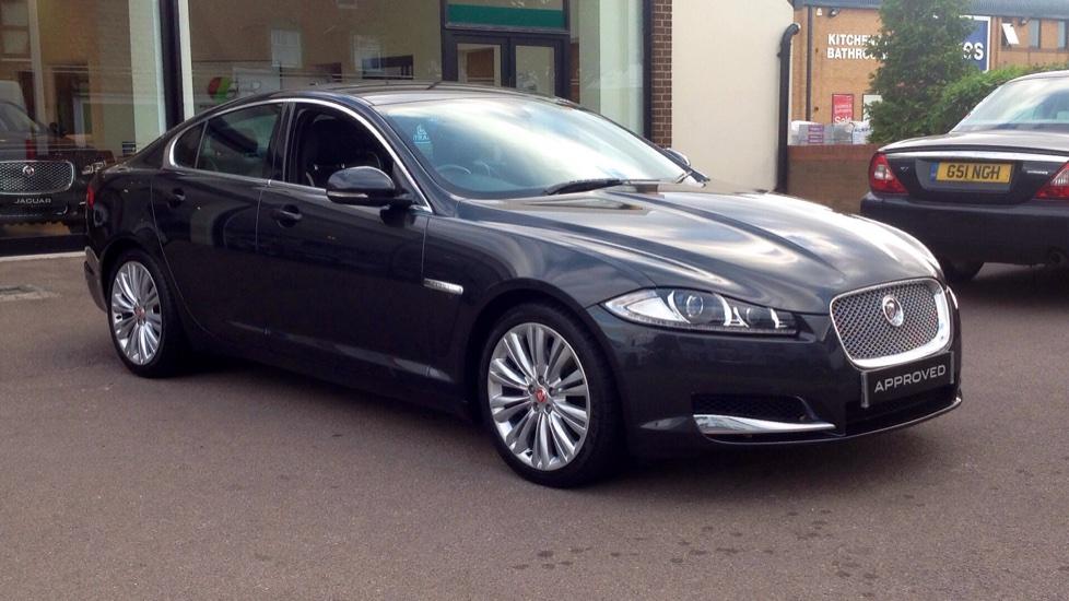 Jaguar XF 3.0d V6 Portfolio [Start Stop] Diesel Automatic 4 door Saloon (2014) image