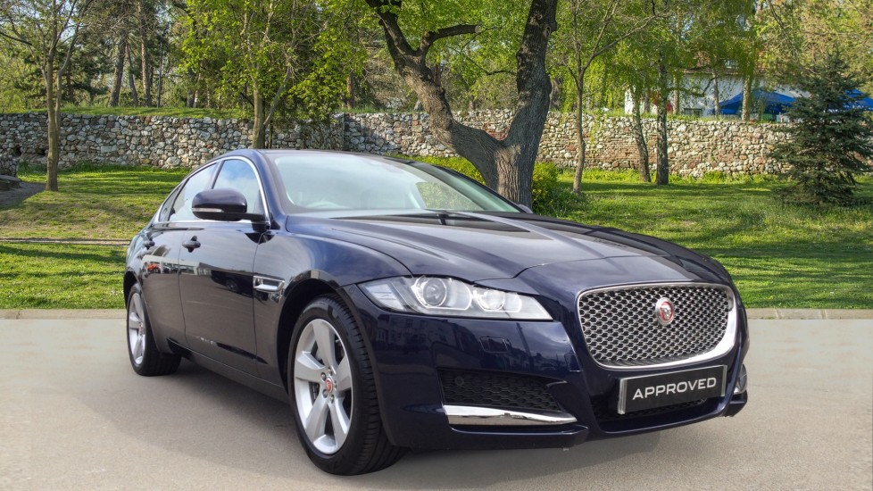 Jaguar XF 2.0d [180] Portfolio only 735 miles Diesel Automatic 4 door Saloon