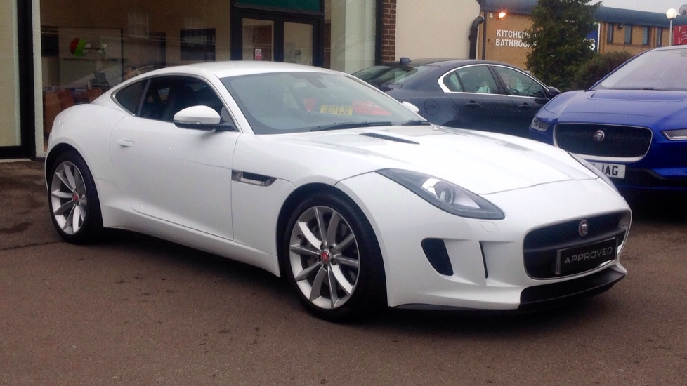 Jaguar F-TYPE 3.0 Supercharged V6 2dr Automatic 3 door Coupe (2015)