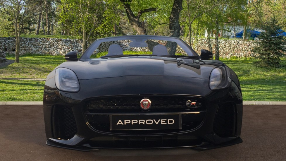 Jaguar F-TYPE 5.0 Supercharged V8 SVR 2dr AWD image 7