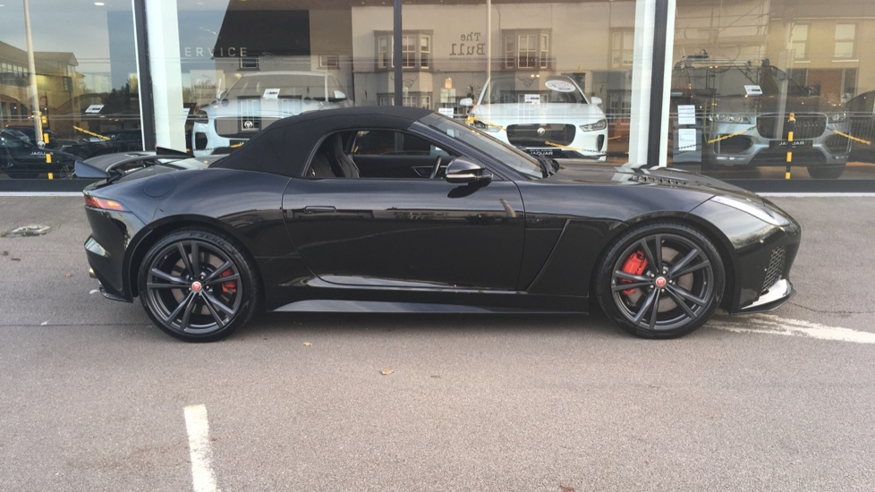 Jaguar F-TYPE 5.0 Supercharged V8 SVR 2dr AWD image 26