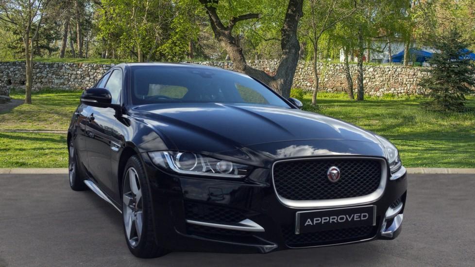 Jaguar XE 2.0 Ingenium R-Sport Automatic 4 door Saloon