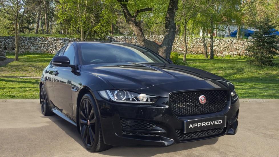 Jaguar XE 2.0 Ingenium R-Sport Low Miles 19 inch Black Alloys image 1