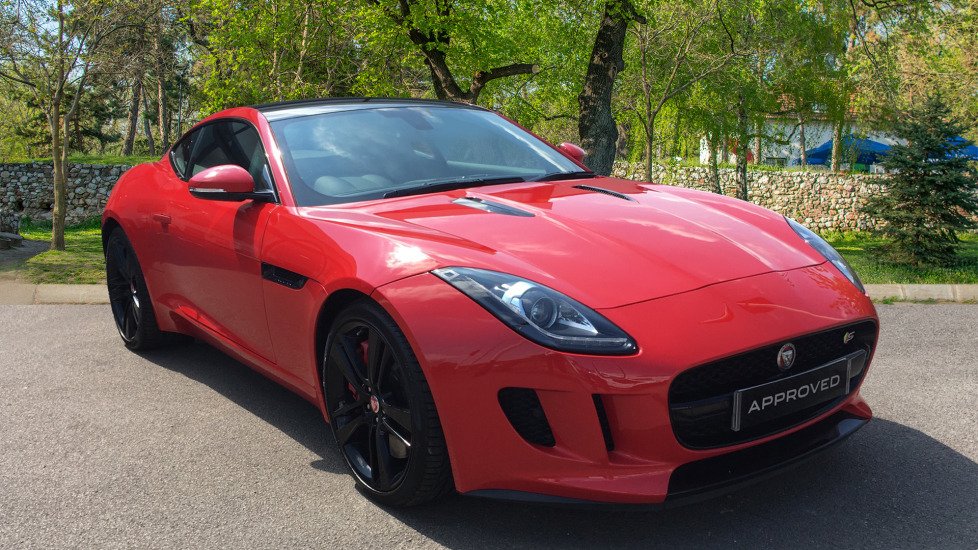 Jaguar F-TYPE 3.0 Supercharged V6 S 2dr Automatic 3 door Coupe (2015) image