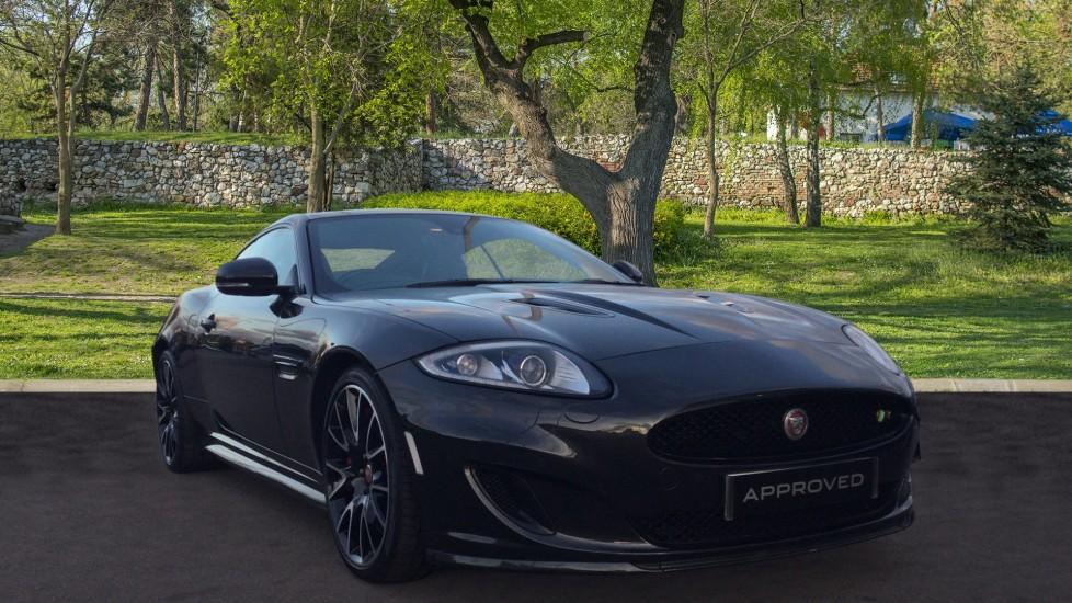 Jaguar XK 5.0 Supercharged V8 Dynamic R Automatic 2 door Coupe