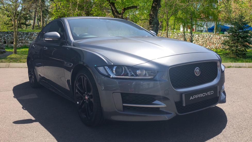 Jaguar XE 2.0d [180] R-Sport High Spec inc Incontrol Touch Pro Diesel Automatic 4 door Saloon (2017) image