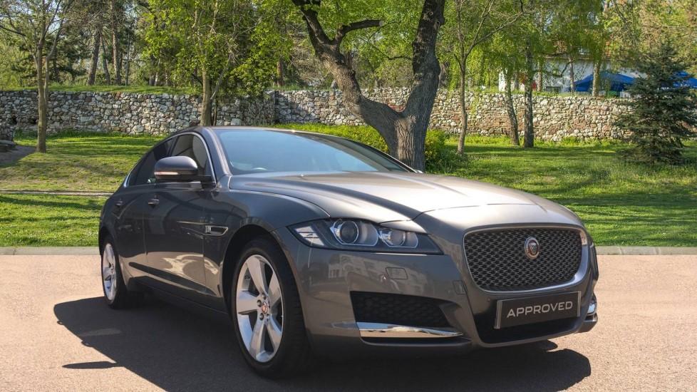 Jaguar XF 2.0d [180] Portfolio Diesel Automatic 4 door Saloon (2018)