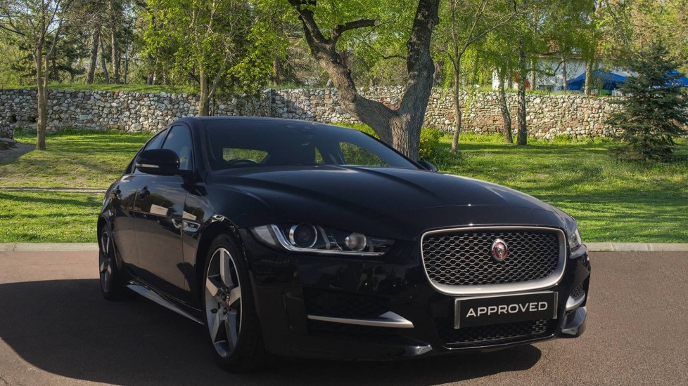 Jaguar XE 2.0d [180] R-Sport Low Miles 10 inch Touch Pro Diesel Automatic 4 door Saloon (2019)