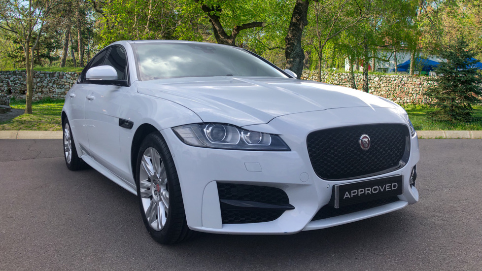 Jaguar XF 2.0d [180] R-Sport AWD Very High Spec with Pan Roof Diesel Automatic 4 door Saloon (2018) image