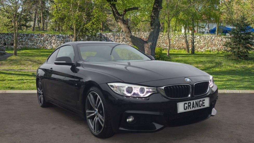 BMW 4 Series 430d M Sport 2dr [Professional Media] - Loudspeaker system 3.0 Diesel Automatic Coupe