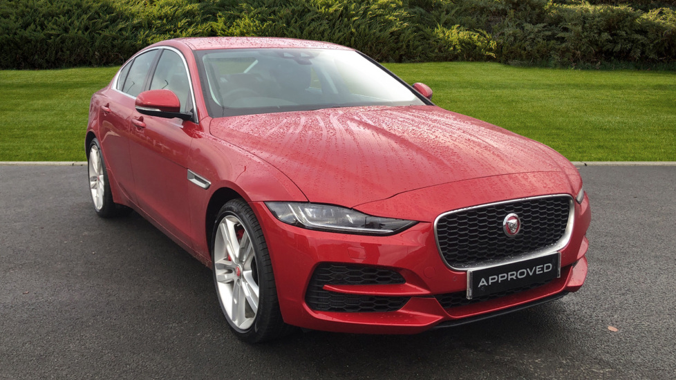 Jaguar XE 2.0 [300] S 4dr AWD Automatic 5 door Saloon (2019)