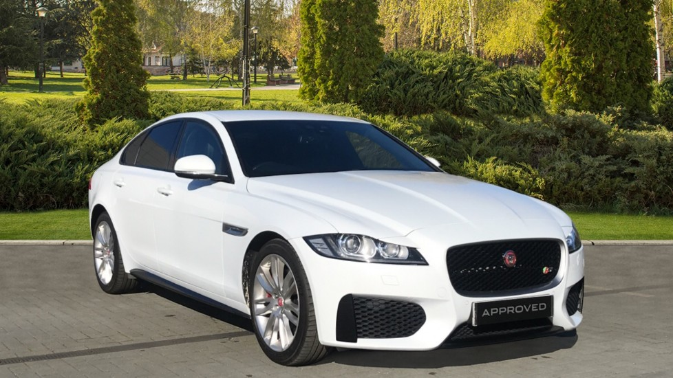 Jaguar XF 3.0 V6 Supercharged S REAR CAMERA, NAV, MERIDIAN Automatic 4 door Saloon