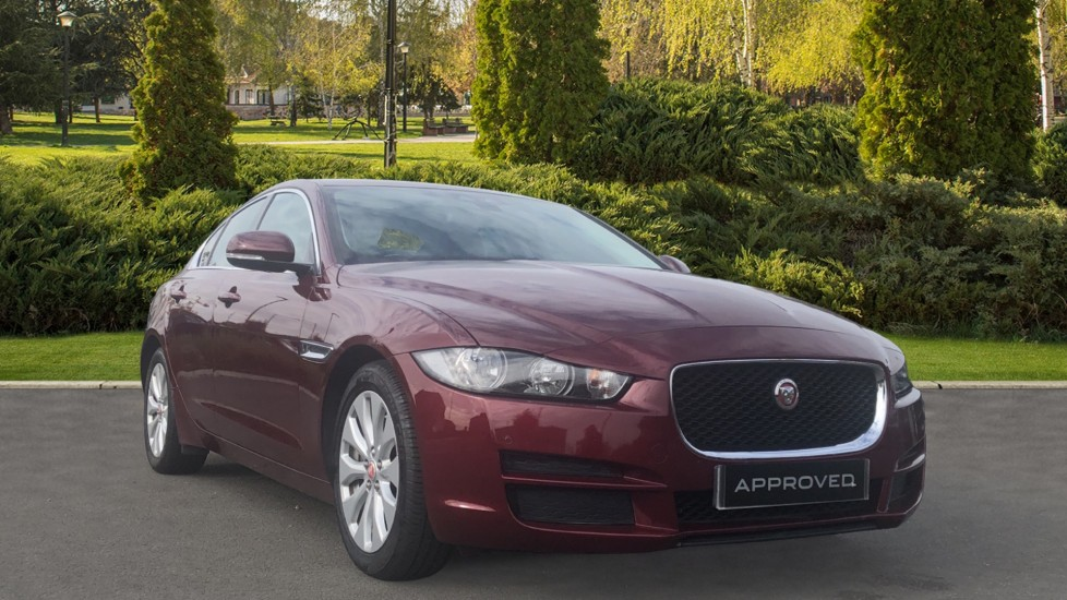 Jaguar XE 2.0d Prestige Diesel Automatic 4 door Saloon (2015) available from Jaguar Woodford thumbnail image