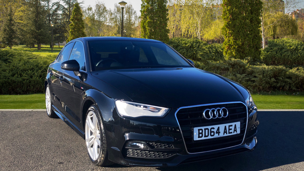 Audi A3 2.0 TDI S Line S Tronic Diesel Automatic 4 door Saloon (2014) image