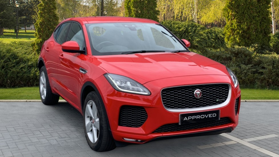 Jaguar E-PACE 2.0d 180 R-Dynamic SE Front and Rear Parking aid and Rear camera Diesel Automatic 5 door Estate