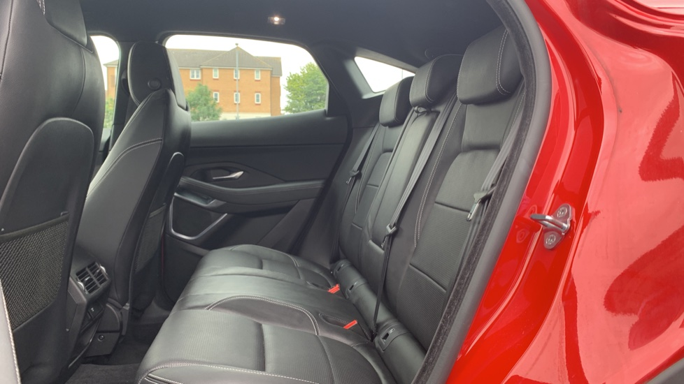 Jaguar E-PACE 2.0d 180 R-Dynamic SE Front and Rear Parking aid and Rear camera image 4